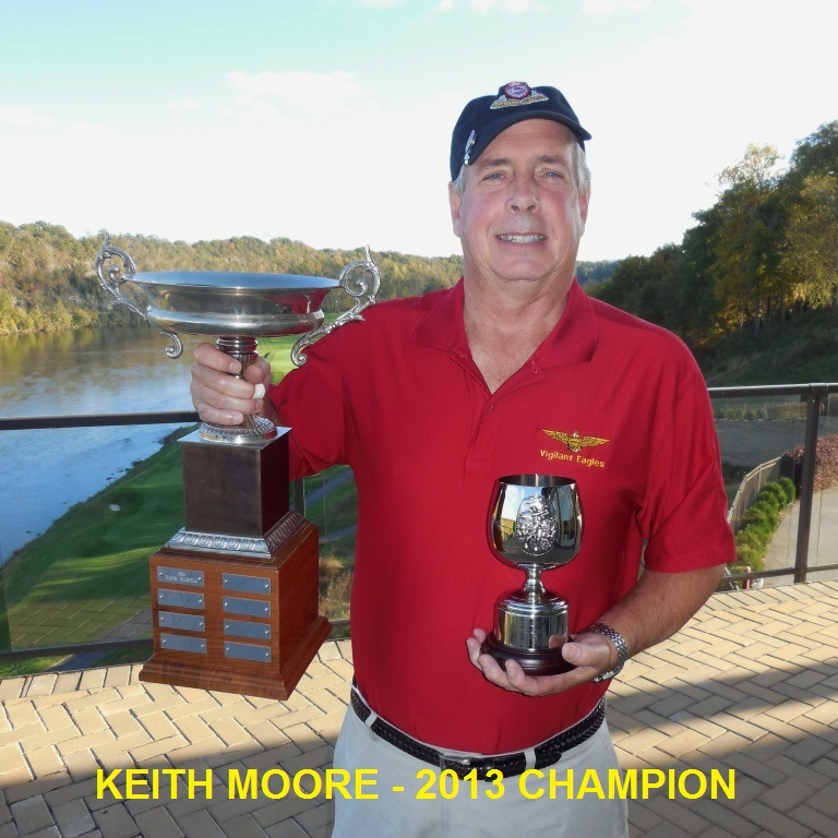 Keith Moore - 2013 Overall Points Champion